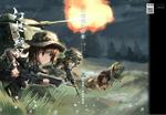 『幻想戦記 合本』 sample image