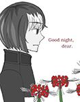 『Good night, dear.』 sample image